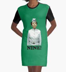 Austin Powers - Frau  T-Shirt Kleid