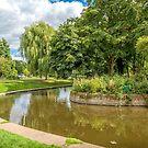 Sanders Park Winding Pond. by StephenRphoto