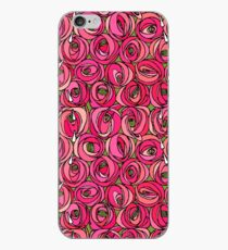 """Charles Rennie Mackintosh """"Roses and teardrops"""" edited 1. iPhone Case"""