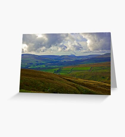 In The Dales Greeting Card