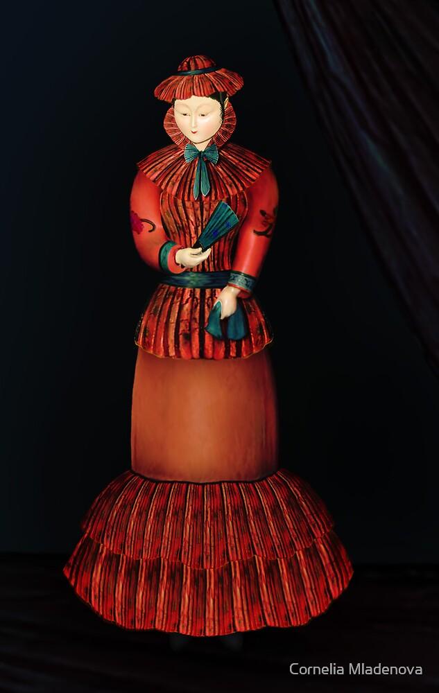 Lady Doll by Cornelia Mladenova