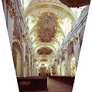 Plain Outside hides Magnificent interior by wolftinz