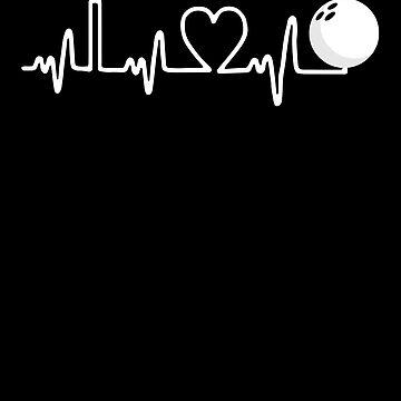 Bowling heartbeat by MikeMcGreg