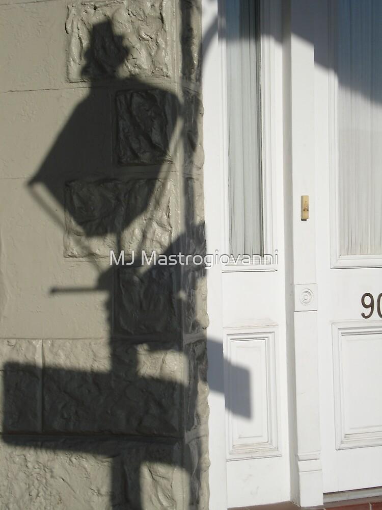 Shadow #9 Original by MJ Mastrogiovanni