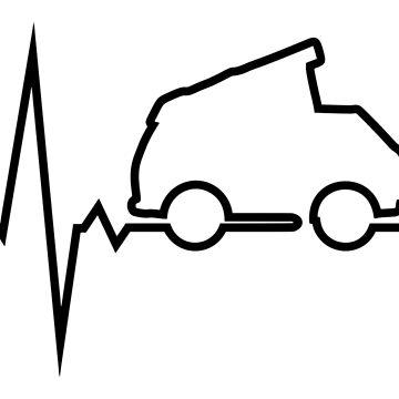 Heartbeat campervan de AllyFlorida
