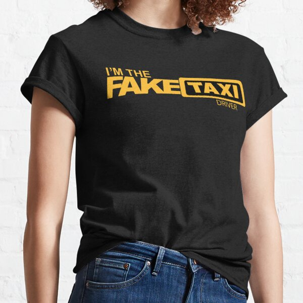 Soy el taxista falso Camiseta clásica