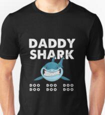 Vati-Haifisch-T - Shirt Doo Doo Doo | Vatertag Geschenk Shirt Unisex T-Shirt