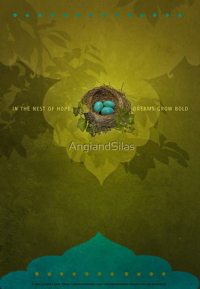 Nest of Hope by AngiandSilas