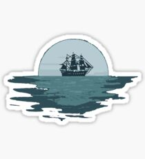 Bosun's Moon Sticker