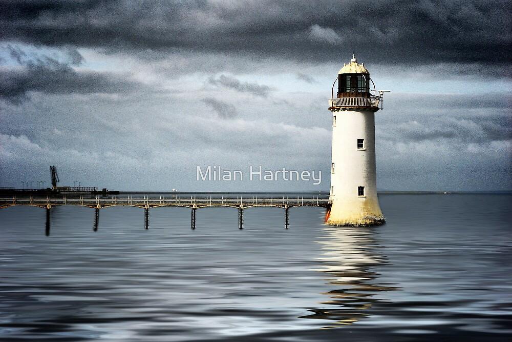 Lighthouse by Milan Hartney