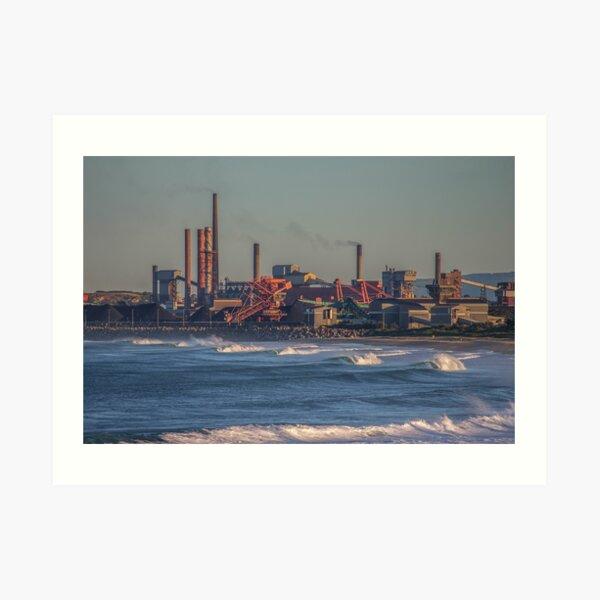 Industry World Art Print