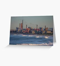 Industry World Greeting Card