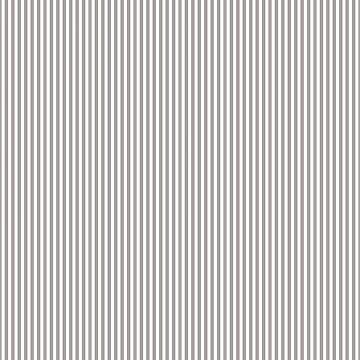 Silver Thistle Cabana Stripe Pattern  by podartist