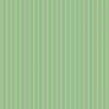 Spring Leaf Green Pin Stripe Pattern by podartist