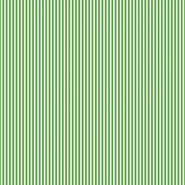 Spring Leaf Green Cabana Stripe by podartist