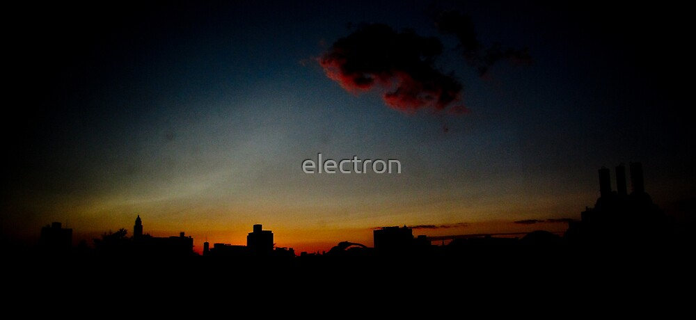 When machines sleep. by electron
