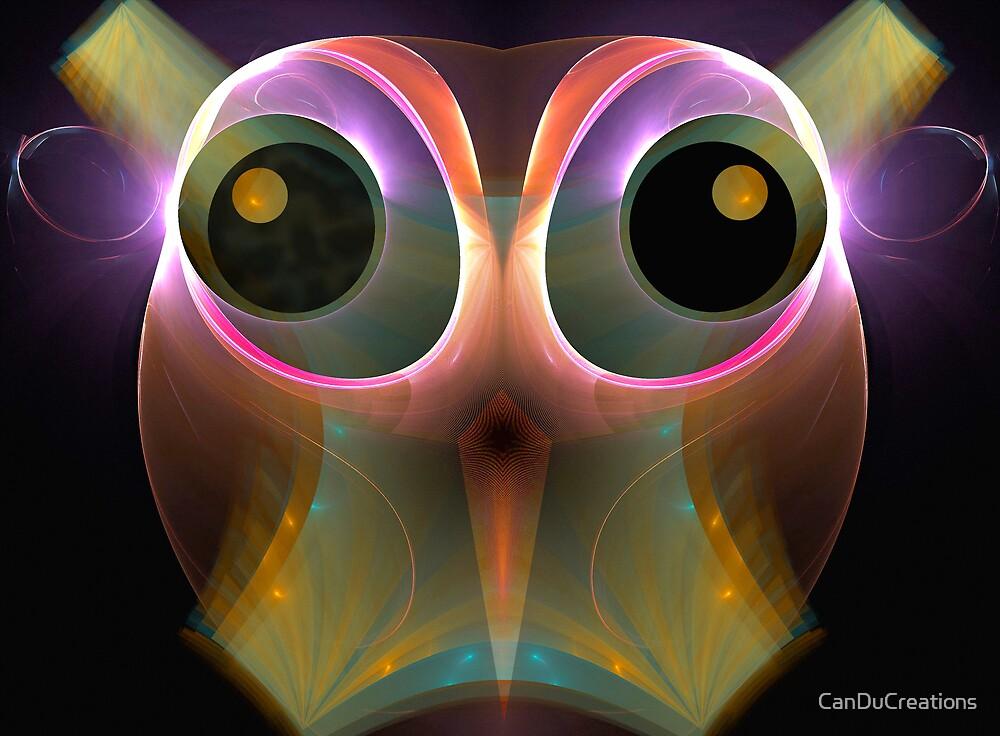 The Hornbird by CanDuCreations