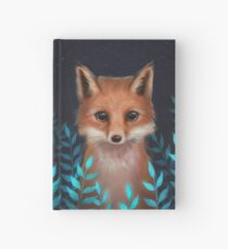Fox Hardcover Journal