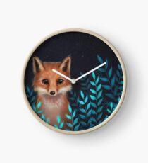 Reloj zorro