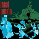 Haunted Mountain by GenoArt