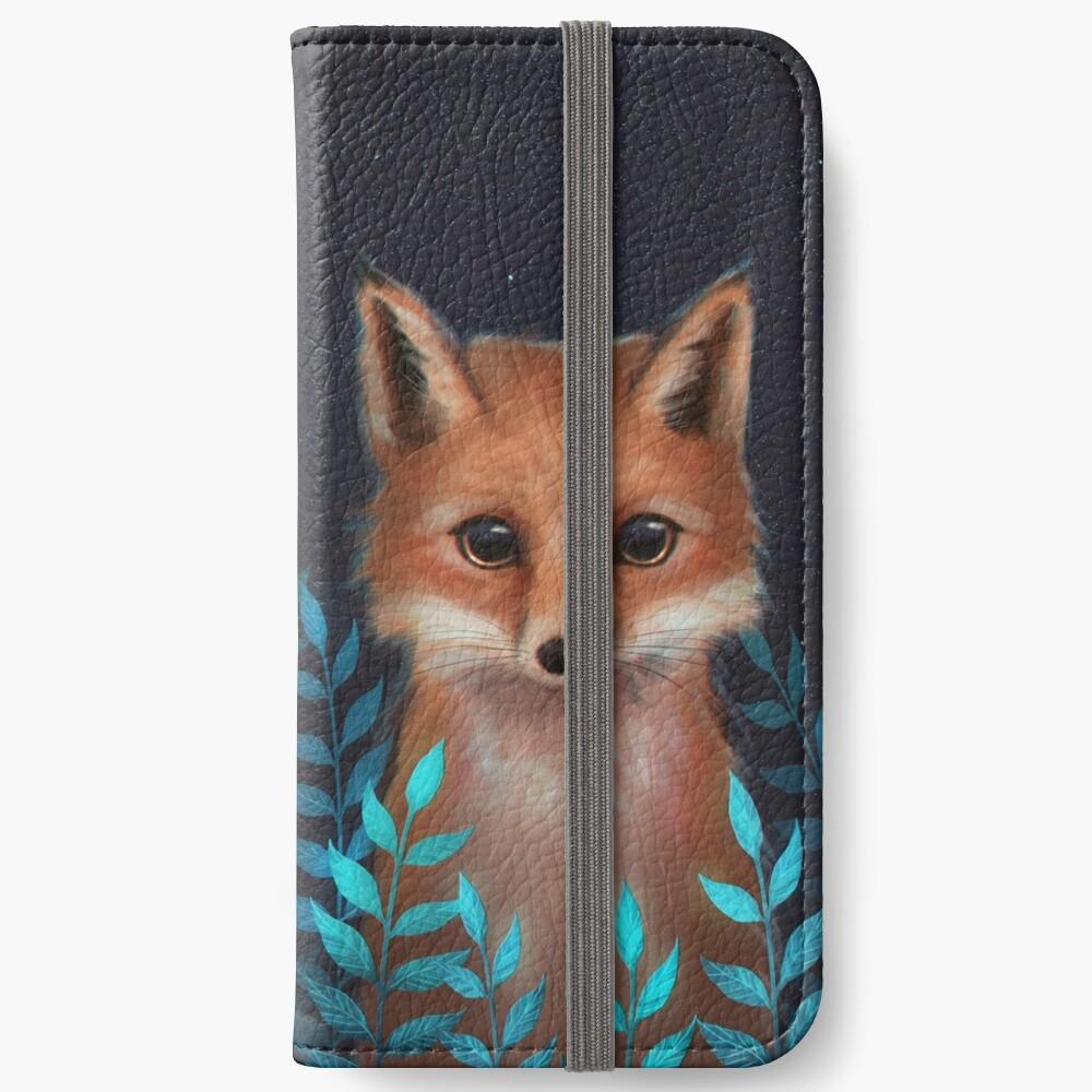 Fox iPhone Wallet