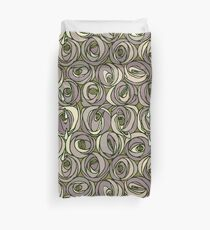 "Charles Rennie Mackintosh ""Roses and teardrops"" edited 14. Duvet Cover"