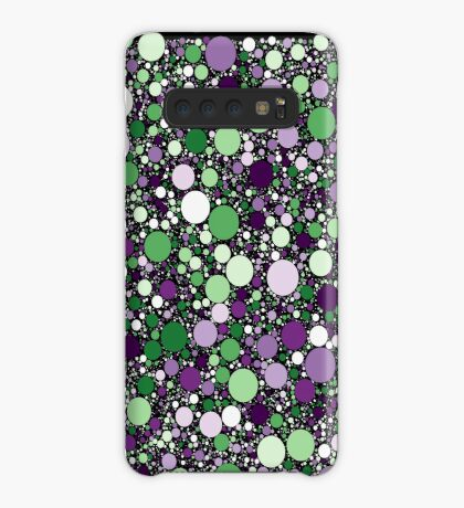 Circle Packing 207 Case/Skin for Samsung Galaxy