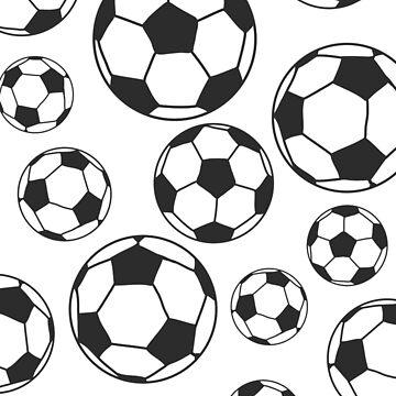 Soccer Balls by notsniwart