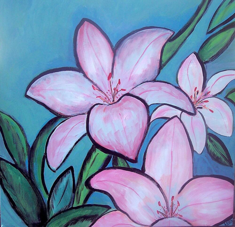 Lilies by IowaArtist