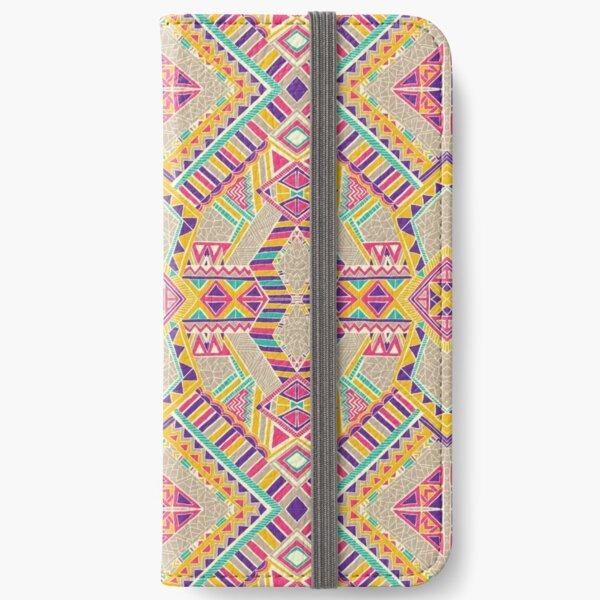 Tribal Quest iPhone Wallet
