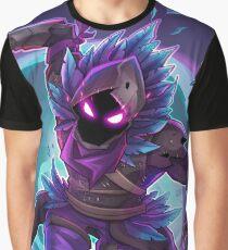 Rabe Grafik T-Shirt