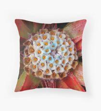 Exotic Botanical  Throw Pillow