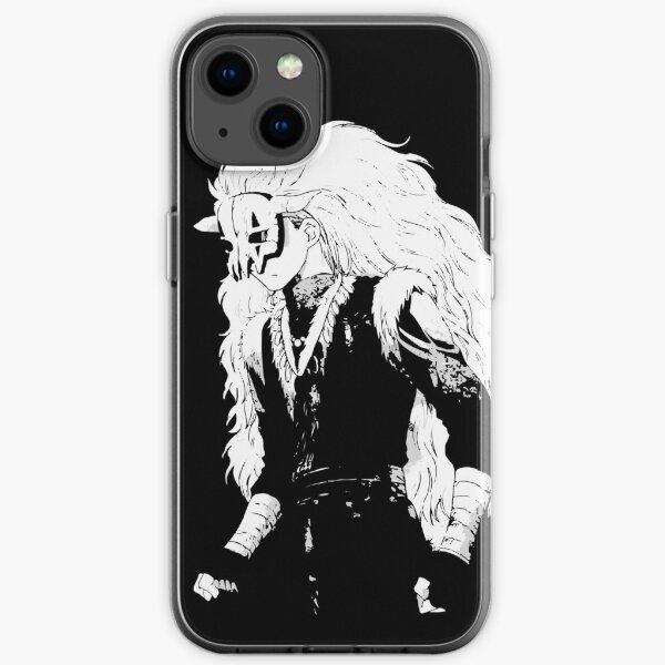 Shin-Ah Anime Fan art Yona of the dawn iPhone Soft Case