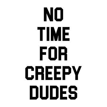Creepy Dudes by DJBALOGH