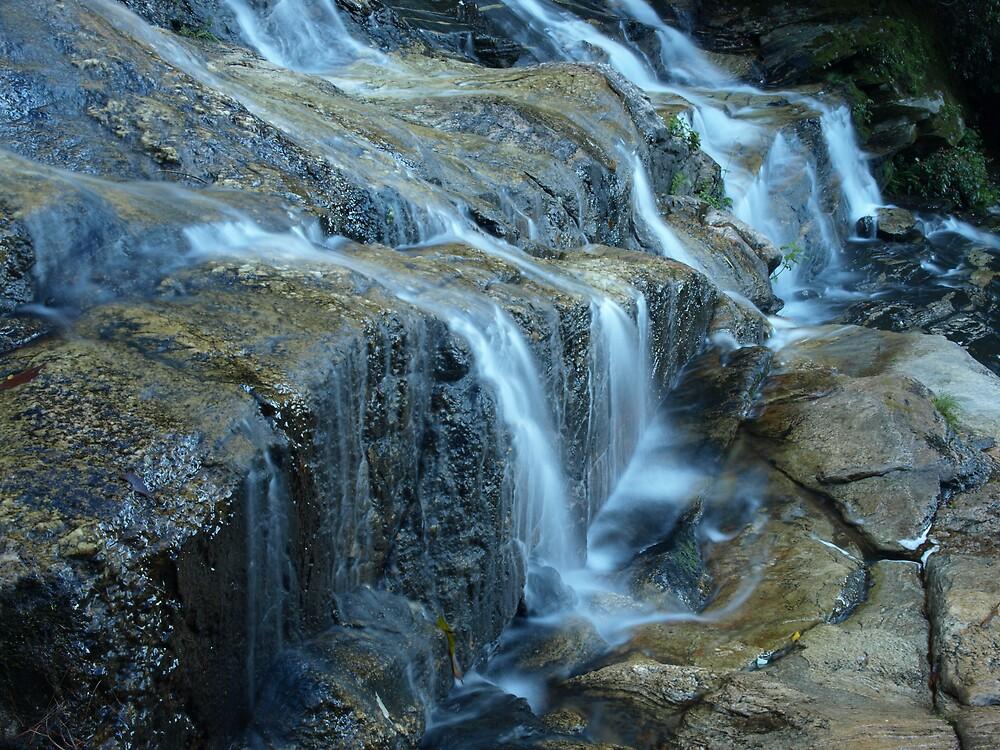 Glen Falls by David Allen