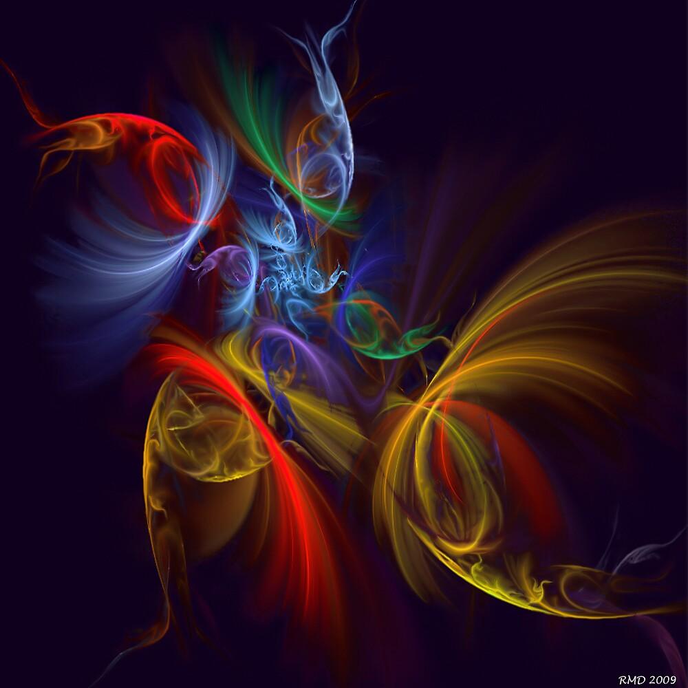 The Spiral Dance by Robert Douglas