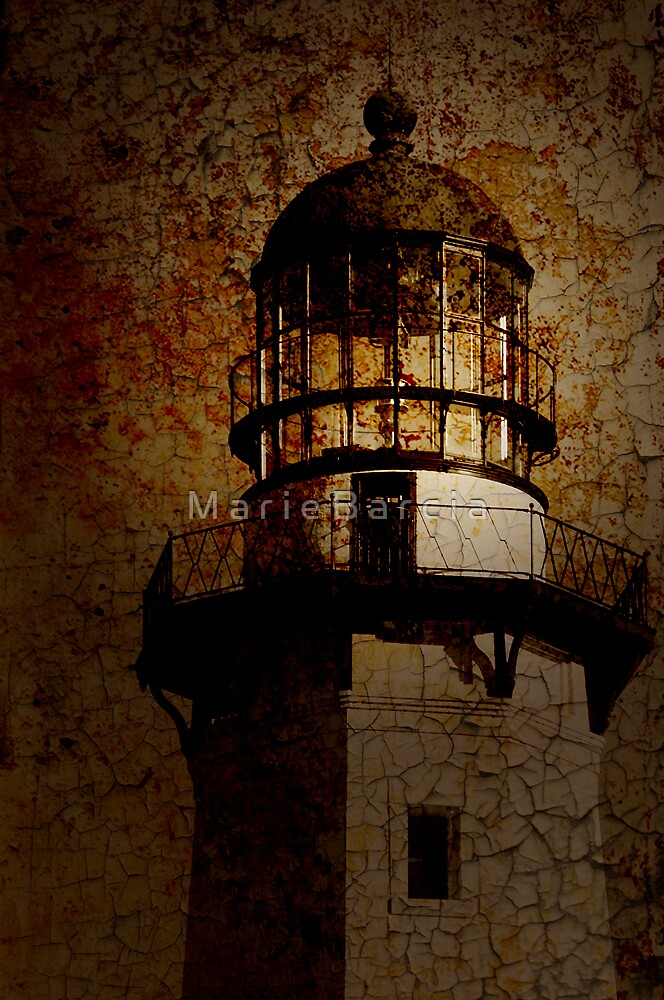Montauk Point lighthouse by M a r i e B a r c i a