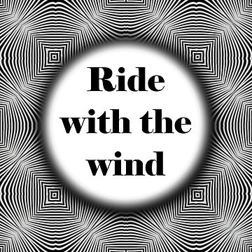 Ride With The Wind EB by DBBArt