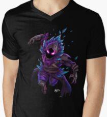 Raven (No BG) Men's V-Neck T-Shirt