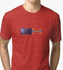 Bit Chen Tri-blend T-Shirt