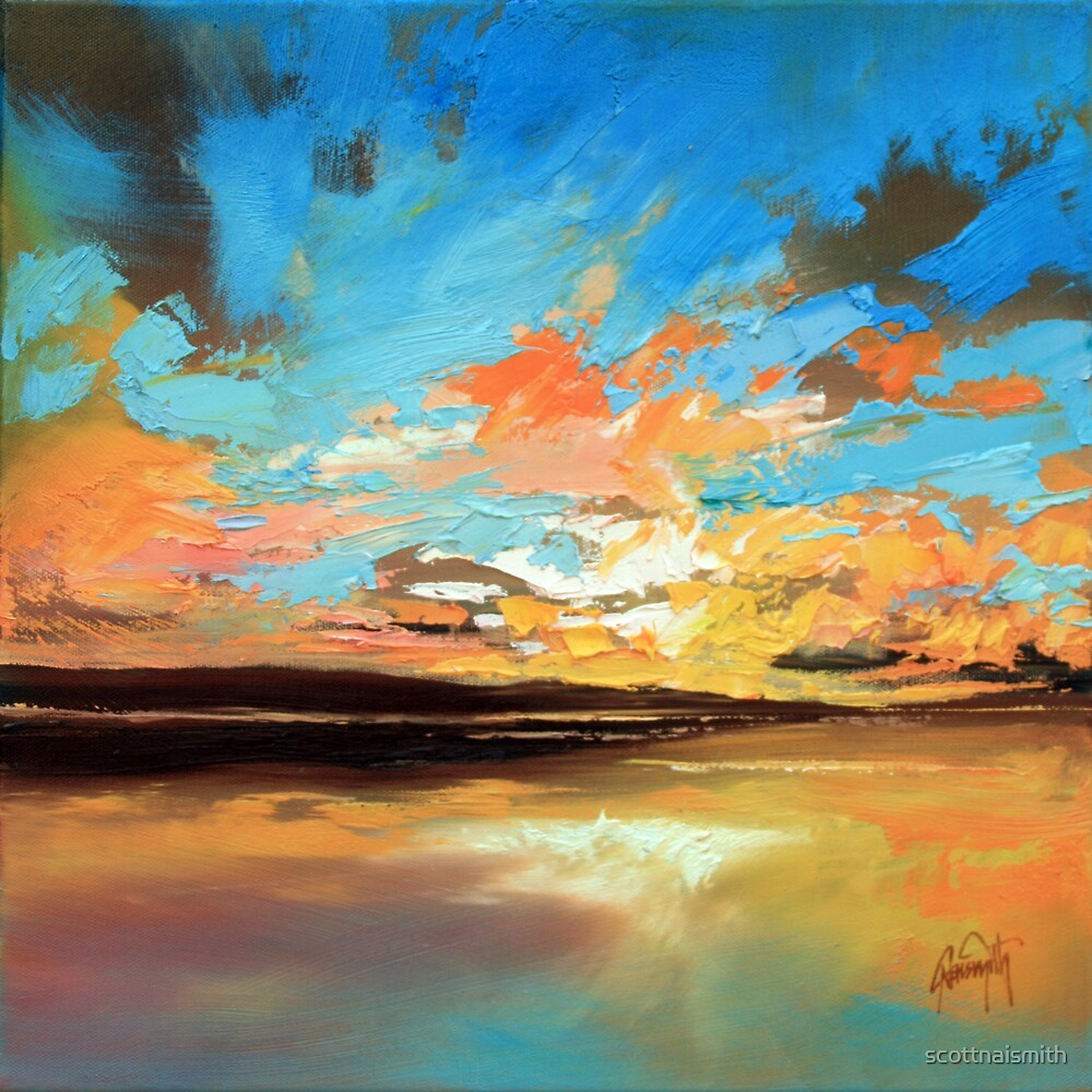 Warm Reflections by scottnaismith