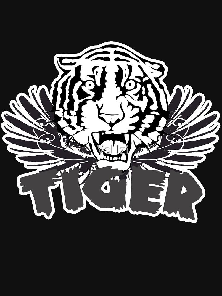 Tiger t-shirt by valizi