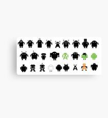 Android Ultimate Canvas Print