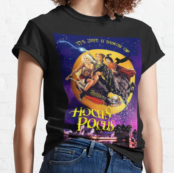 The Sanderson Sisters - Hocus Pocus Classic T-Shirt