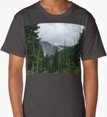 Mount Rainier, Washington  Long T-Shirt