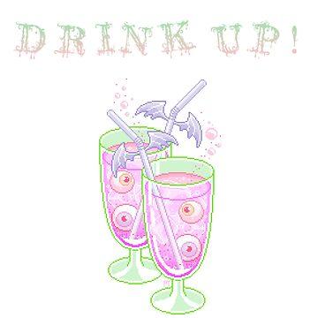 DRINK IT by lisamariepri