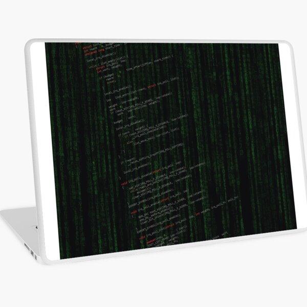Linux kernel code Laptop Skin