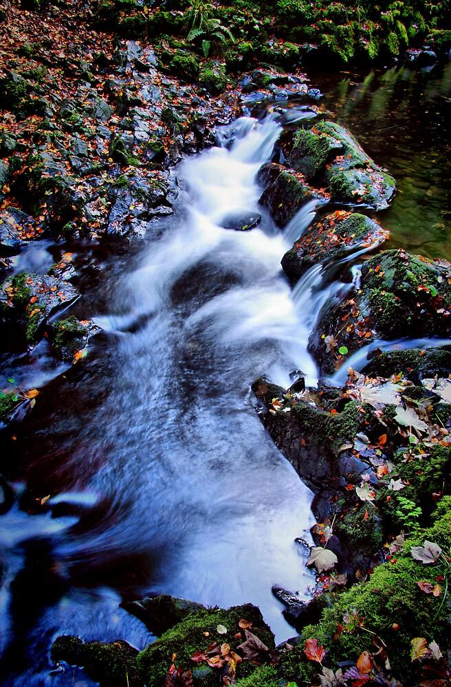 Gleno Falls (12) by SNAPPYDAVE