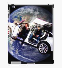 Elon Musk and Keanu Reeves iPad Case/Skin