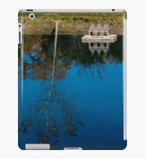 Beautiful day by the Pond in Russian River Valley iPad Case/Skin